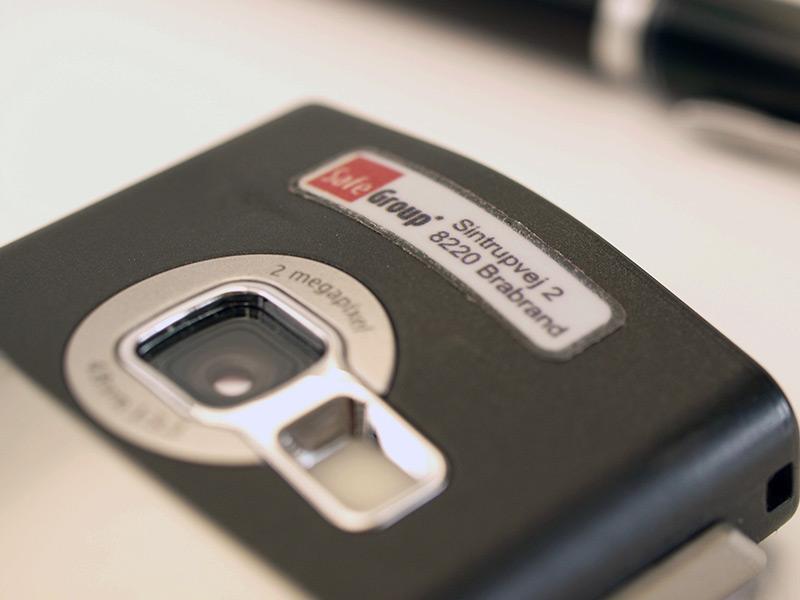 Tyverimærkning af udstyr som pc, ipad, mobiler - Mærk værdierne!