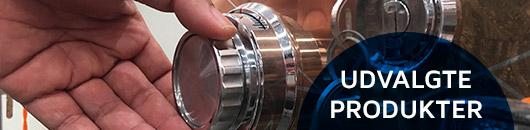 Afholte Værdiskabe og privatbokse med kode eller nøgle - Din sikkerhed! FR-55