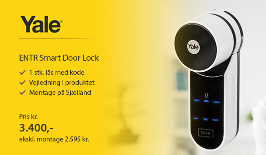 Yale ENTR Smart Door Lås