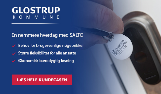 Salto Systems Kundecase